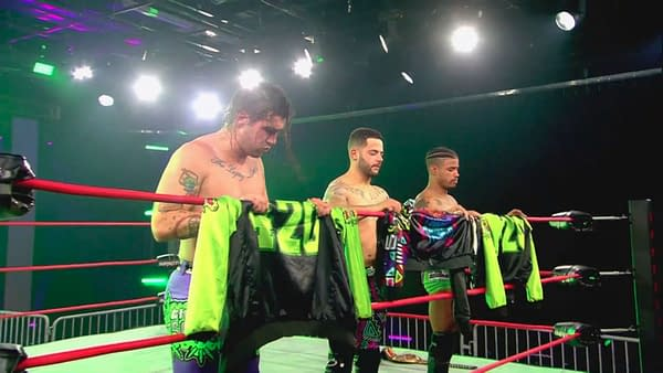 The Rascalz say goodbye to Impact Wrestling... but thanks to the Wrestling Wars between AEW and WWE, have they also said goodbye TO EACH OTHER?!