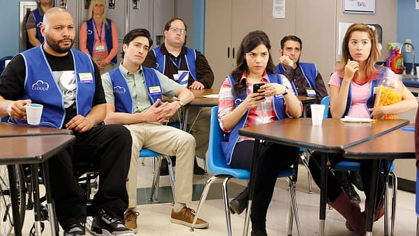 Superstore is ending after six seasons (Image: NBCU)