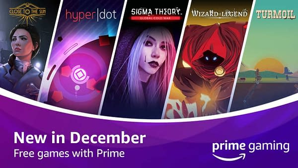 A look at the December 2020 free games with Prime Gaming, courtesy of Twitch.