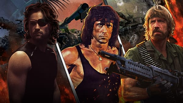 Three tanks modeled after three action characters? Sign us up! Courtesy of Wargaming.