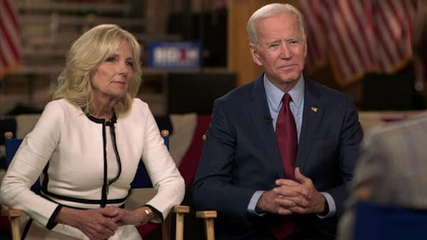 Joe And Jill Biden Will Appear On ABC's New Years Eve Celebrations (Image: ABC)