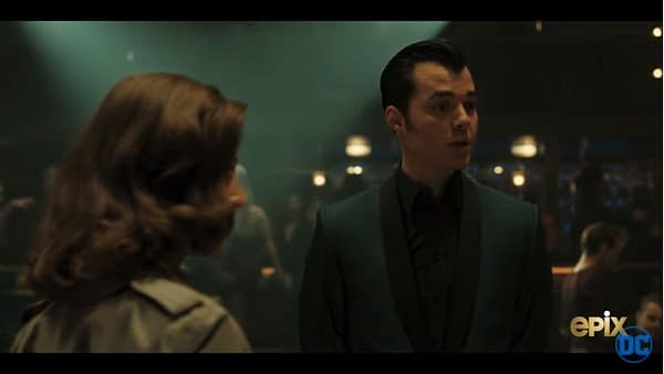 Pennyworth released a preview of season 2 (Image: EPIX screencap)