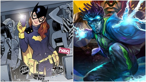 """Batgirl & Static Shock Considered """"Risky,"""" Might Go Direct to HBO Max"""