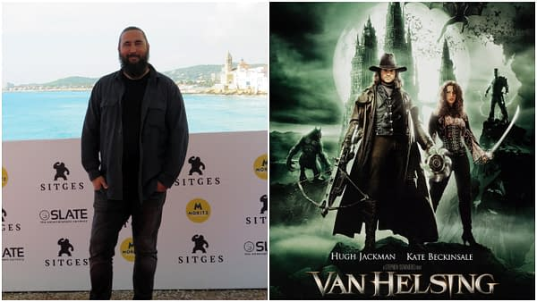 James Wan Brings In Overlord's Julius Avery For Van Helsing Film