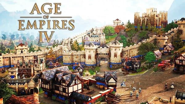 Get a better look at Age Of Empires IV in the latest fan livestream. Courtesy of Xbox Game Studios.