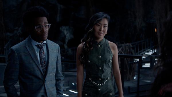 Batwoman Star Nicole Kang on How Mary Empowers Ryan Wilder