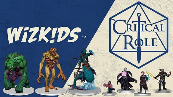 They got magic, flair, and several monsters incoming. Courtesy of WizKids.