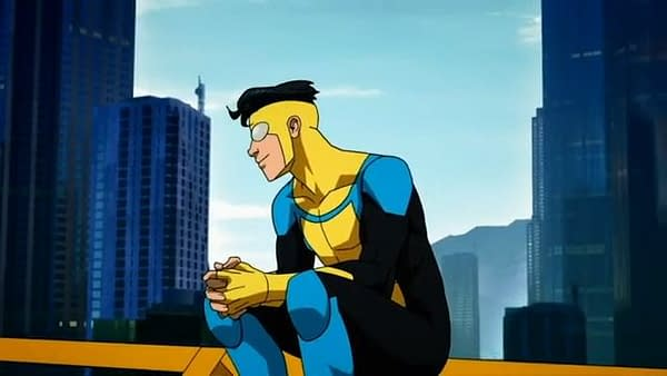 Invincible: Amazon Animated Series