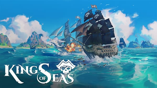 Make your own empire on the high seas, courtesy of 3DClouds.