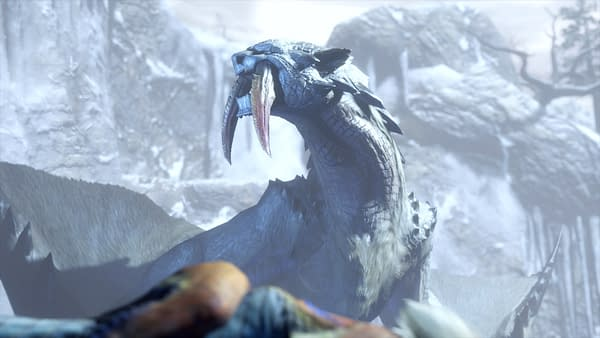 Everything here looks terrifying and that excites us! Courtesy of Capcom.