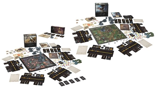 Monster Hunter World: The Board Game Will Launch A Kickstarter