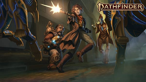 Finally, a chance to brandish my musket in magical times. Courtesy of Paizo.