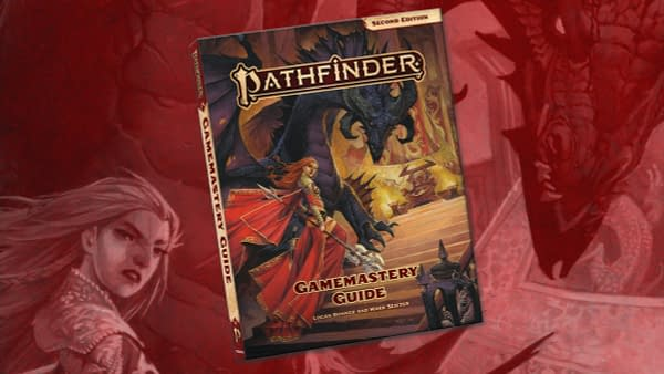 A look at the Gamemastery Guide Pocket Edition, courtesy of Paizo.