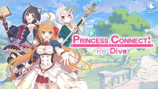These heroines are waiting for you to help them! Courtesy of Crunchyroll Games.