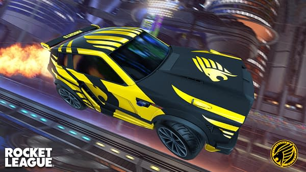 Rocket League Is Getting A Major Update In February