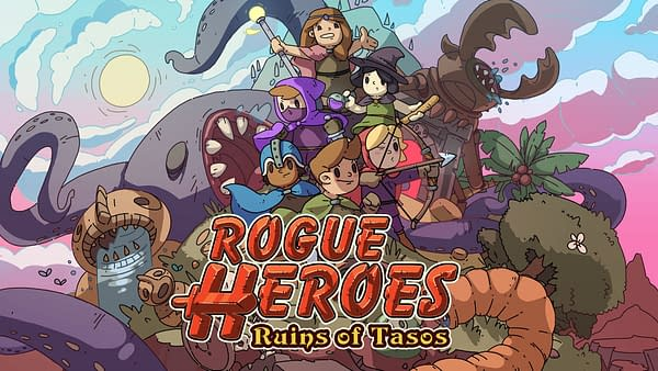Rogue Heroes: Ruins Of Tasos will be released in late February, courtesy of Team17.