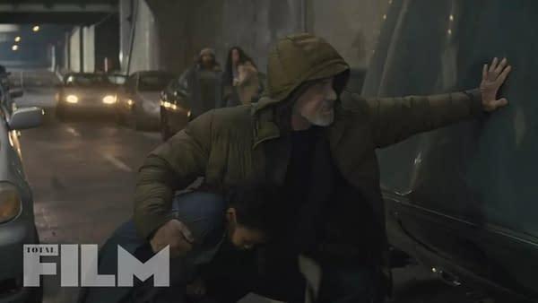 Stallone Stars In Overlord Directors New Film Samaritan, First Look