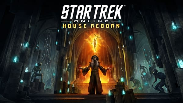 A look at the artwork for Star Trek Online: House Reborn, courtesy of Perfect World Entertainment.