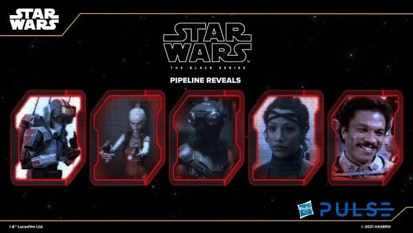 Hasbro Shows Off Upcoming Star Wars Figures With Pipeline Reveals