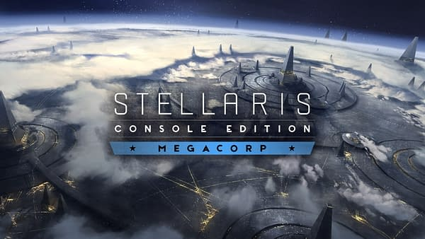 I'm sure you'll run your business completely ethical in Stellaris: Console Edition. Courtesy of Paradox Interactive.