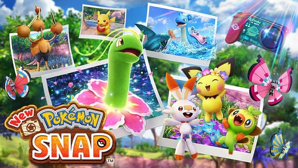 Gotta get pictures of them all, from different angles! Courtesy of Nintendo.