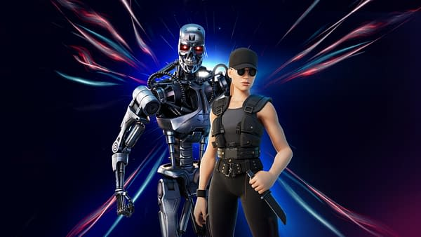 Look at these two, looking all awesome and whatnot. Courtesy of Epic Games.