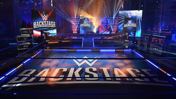 Opinion: WWE Backstage Was A Great Concept With A Bad Company