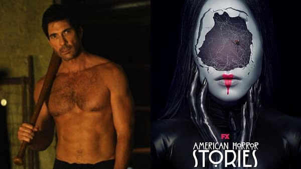 """AHS: Angelica Ross Teases Bloody S10; Dylan McDermott for """"Stories""""?"""