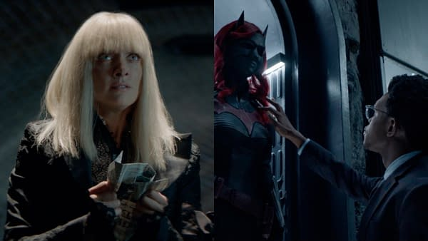 Batwoman cast members discuss the second season. (Images: The CW)