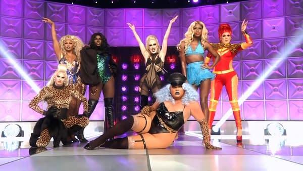 Drag Race Season 13, Episode 2 Review: Con-Drag-Ulations, Queens! (Image: VH1)