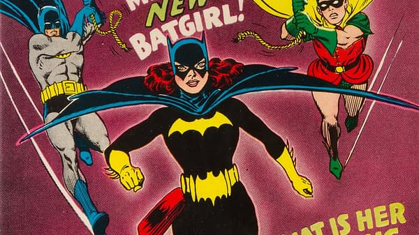 Batgirl's First Appearance Zooms Past $100K at Auction
