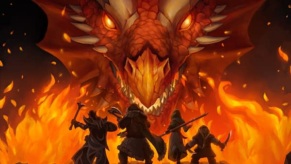 Dungeons & Dragons is getting live-action series pitch. (Image: Hasbro)