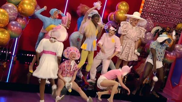 Drag Race s13e5 (Image: VH1)