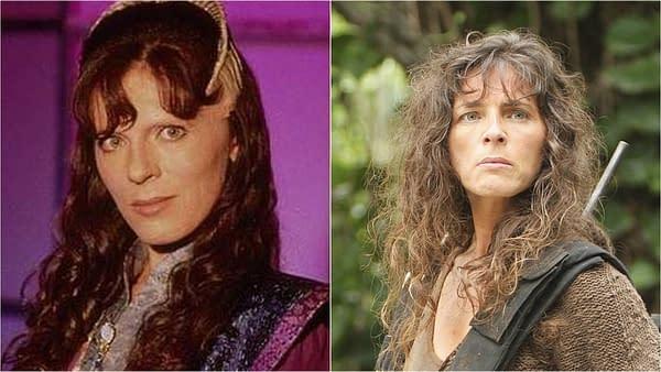 Lost, Babylon 5 Star Mira Furlan Passes Away, Age 65