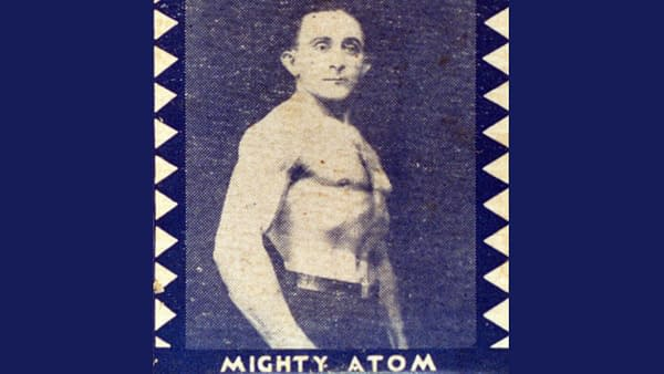 Mighty Atom: The Super-Hero and the People Who Inspired Him