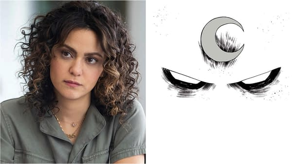 Moon Knight add Ramy actress to cast. (Images: Hulu/Marvel Comics)