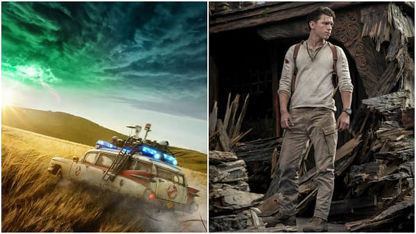 Sony Pictures Delays Ghostbusters: Afterlife, Uncharted, and More