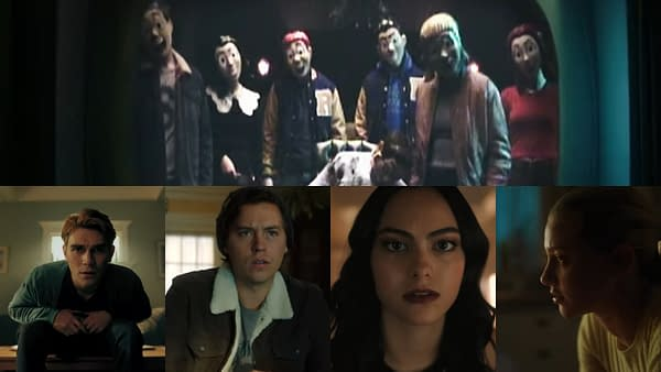 Riverdale released a new teaser for season 5. (Image: The CW screencaps)