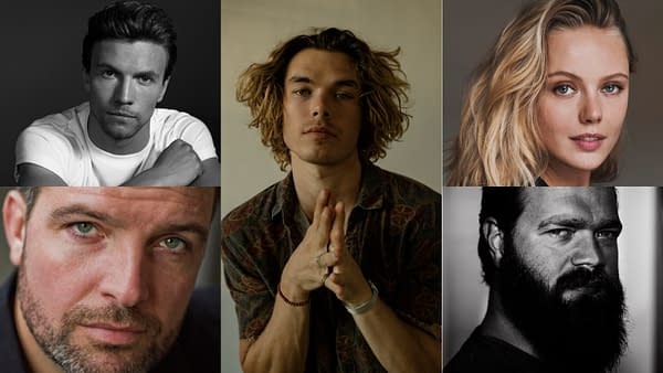 Vikings: Valhalla announced its cast. (Images: Netflix)