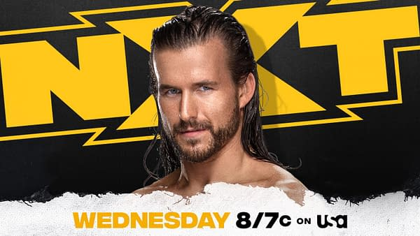 Adam Cole will finally reveal why he turned on his friend Kyle O'Reilly at NXT Takeover Vengeance Day. Our guess? He did it for The Rock.