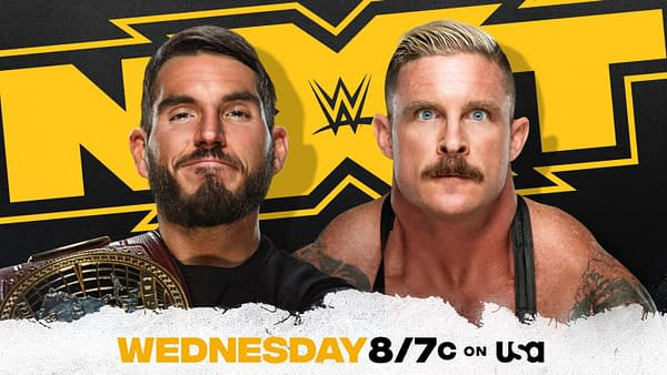 As if one murder wasn't enough, Johnny Gargano will get in the ring with potential serial killer Dexter Lumis on NXT tonight.