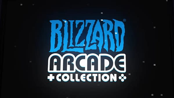 A look at the logo for Blizzard Arcade Collection, courtesy of Blizzard Entertainment.