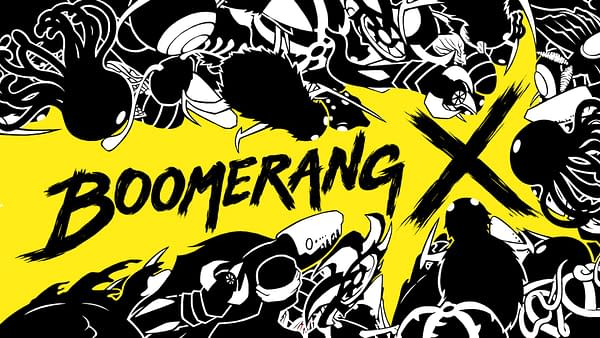 I need a ton of action that only the power of the boomerang can bring me! Courtesy of Devolver Digital.