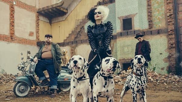 First Poster for Cruella Debuts, Trailer to Drop Tomorrow