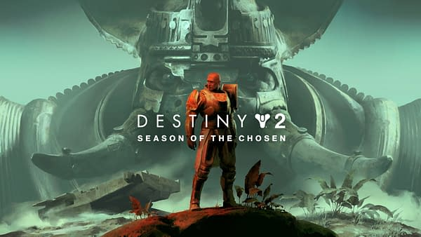 A look at the promo art for Season Of The Chosen in Destiny 2, courtesy of Bungie.