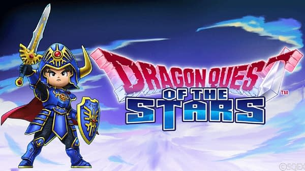 Dragon Quest Of The Stars has been going strong for a solid year, courtesy of Square Enix.