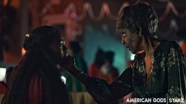 American Gods S03E07 Preview: Demigods Need Help Skating Sometimes