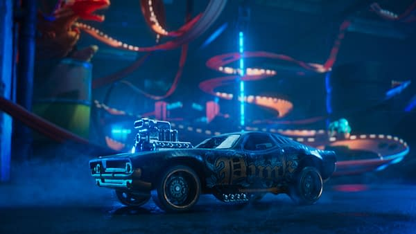Imagine all the damage you can do in Hot Wheels Unleashed with some classic cars, courtesy of Milestone Team.