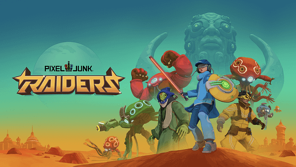 PixelJunk Raiders will be released on March 1st for Stadia, courtesy of Q-Games.