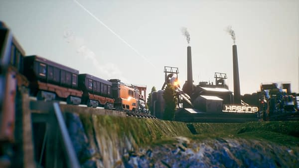 I've been working on the railroad, longer than I probably should. Courtesy of The Irregular Corporation.